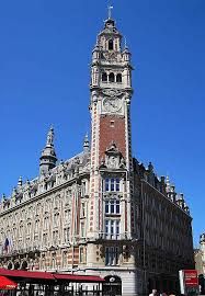 File Chambre De Commerce Industrie Lille Jpg Wikimedia Chambre Beautiful Chambre Des Commerces Lille High Resolution