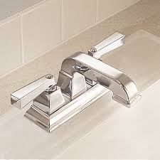 town square 2 handle 4 inch centerset bathroom faucet american