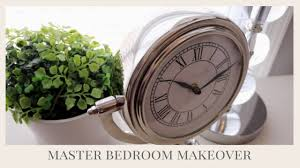 master bedroom makeover do it on a dime collab youtube