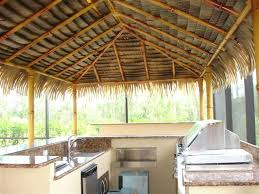 How To Build A Tiki Hut Roof Tiki Hut Village Customer Pictures And Testimonials
