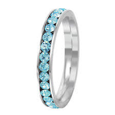 stacking birthstone rings stackable birthstone rings ebay