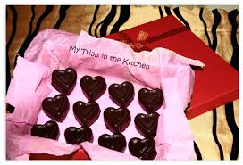gifts from the kitchen ideas my trials in the kitchen homemade chocolates holiday gifts from