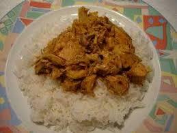cuisiner reste poulet poulet au curry express a partir d un reste de poulet cuit ce