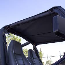 jeep tent inside jeep sun top for 1987 1991 wrangler yj