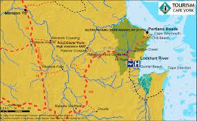 Batavia World Map by Frenchmans Track U2013 Tourism Cape York