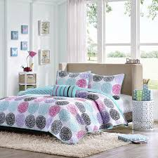 black and white girls bedding purple twin bedding full size of bedroompink and purple queen