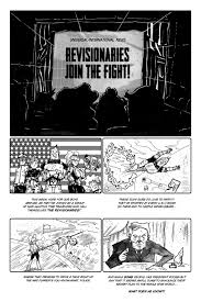 issue 2 page 1 u2013 revisionaries the web comic