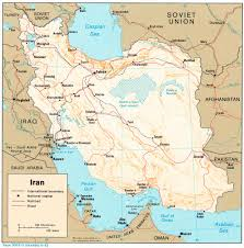Doha Map Old Maps Of Persia Unusual Map Ancient Iran Angelr Me