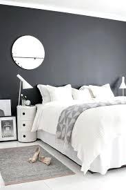 chambre blanche et grise deco chambre gris et blanc charmant chambre blanche et grise avec