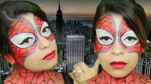 Spider Halloween Makeup Spider Halloween Makeup Look Halloween2015 Youtube
