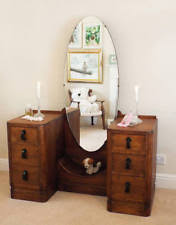 antique dressing table with mirror art deco antique dressing tables ebay