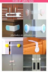 Cabinet Door Lock by Child Safety Cabinet Door Locks Kitchen Cupboard Lock Refrigerator