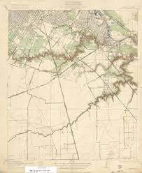 Map Of Southwest Fl Old Houston Maps Houston Past