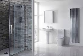 on suite bathrooms bathroom modern en suite bathroom with large shower royalty free