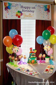 home decoration birthday party babyfirst tv 1st birthday party 1st bday ideas on modern home
