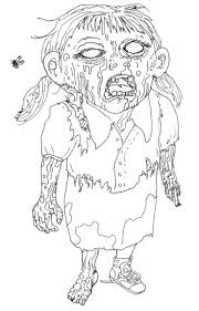 10 pics zombie coloring pages printables zombie coloring