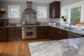 gray kitchen cabinets with white granite white granite looks like marble white granite
