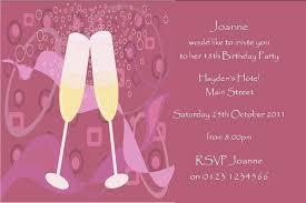 18th birthday invitations u2013 gangcraft net