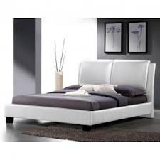 queen size leather headboard foter