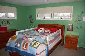 Sports Themed Duvet Covers King Quilt Sets In Kids Traditional With Man Gate Next To Man Cave