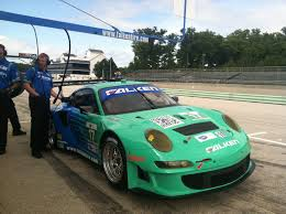 porsche falken team falken tire alms round 7 team falken busy with two car