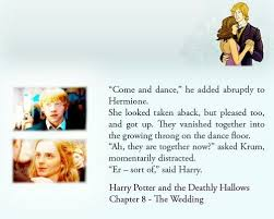 wedding quotes harry potter 5 of my favorite romione moments that didn t make it in the