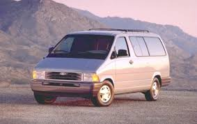 1997 ford aerostar information and photos zombiedrive