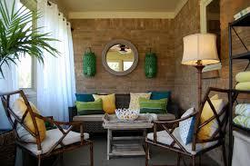 Sunroom Sofas Furniture Stunning Sunroom Furniture With Pink Floral Sunroom