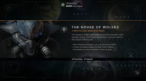 Destiny Maps Destiny Player Digs Up Hidden House Of Wolves Dlc Details Bungie