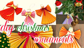 easy diy christmas ornaments chritsmas decoration handmade