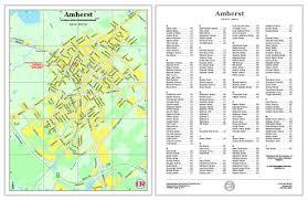 amherst map interpretation resources