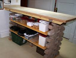 do it yourself kitchen island who said diy kitchen island is an impossible project