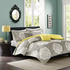 Grey Bedding Sets King Buy Grey Comforter Sets King From Bed Bath Beyond