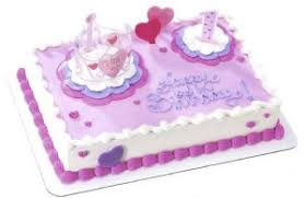 1st birthday cake designs for girls a birthday cake