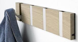 creative design folding coat hook hooks wall ikea uk rack chrome