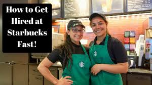 Best Resume To Get A Job by How To Get Hired At Starbucks Get A Job At Starbucks Fast Youtube