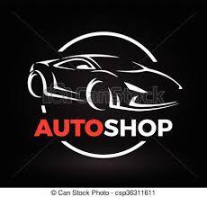 si e auto sport black laden begriff honigraum auto sport design fahrzeug vektor