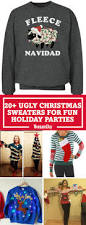 23 ugly christmas sweater ideas to buy and diy tacky christmas
