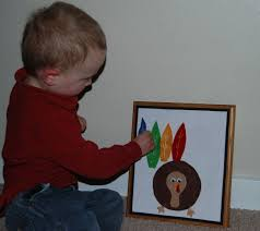 thanksgiving for toddlers nap time crafts felt turkey for toddlers w template