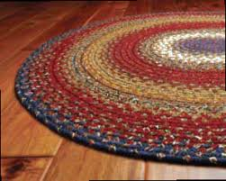 home spice decor home spice decor braided cotton and wool rugs for our home