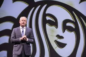 new starbucks ceo kevin johnson 5 fast facts you need to know