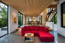 beautiful interior home wooden house design with beautiful interiors accentuated by