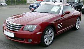 2008 chrysler crossfire specs and photots rage garage