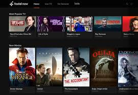 foxtel now from telstra entertainment at home or on the go