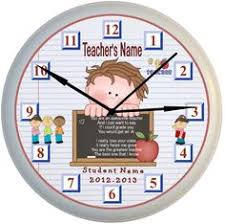 Personalized Picture Clocks Let U0027s Play Ball U203b Collection Baseball Bat And Glove Personalized