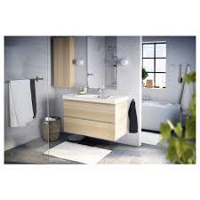 Ikea Kitchen Cabinets Bathroom Vanity by Godmorgon Wall Cabinet With 1 Door Black Brown Ikea