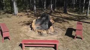Rocks For Firepit Pit Rocks Home Depot Build A Simple How To With