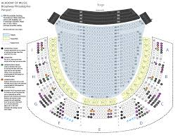 kimmel center seating charts view seat selection