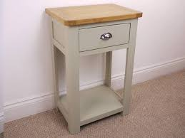 Grey Console Table Grey Oak Console Table Painted Grey 1 Drawer Oak City