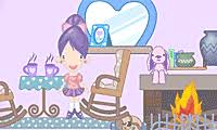 Ggg Com Room Makeover Games - pink doll house makeover a free game on girlsgogames com